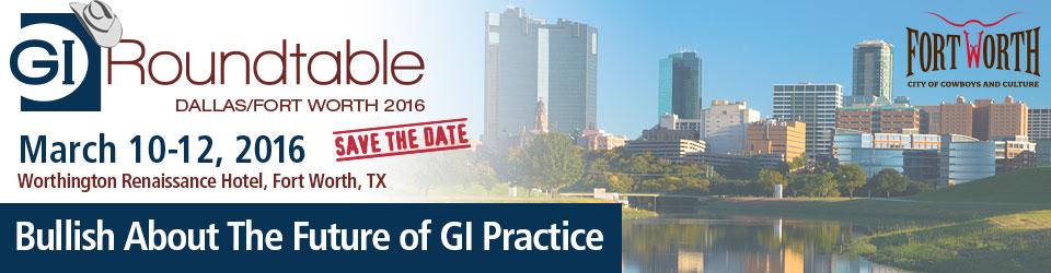 GI Roundtable 2016